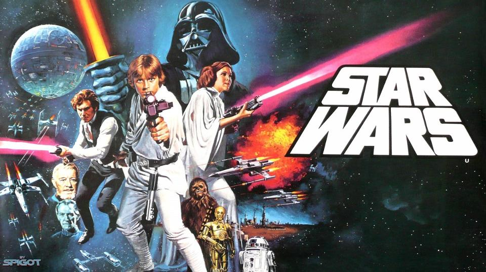 Ciclo Cine Star Wars