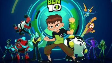 Ben 10 nueva serie